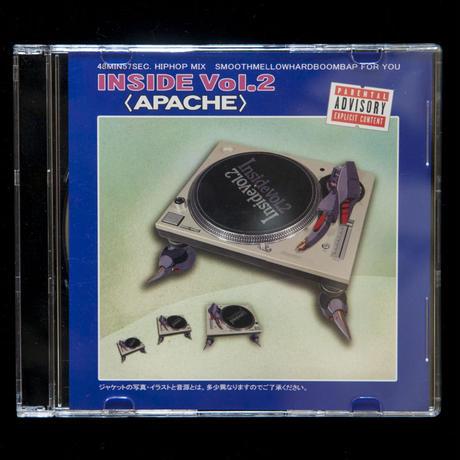 【MIX-CD】【Made in TAKAMATSU CITY】APACHE / INSIDE vol.2