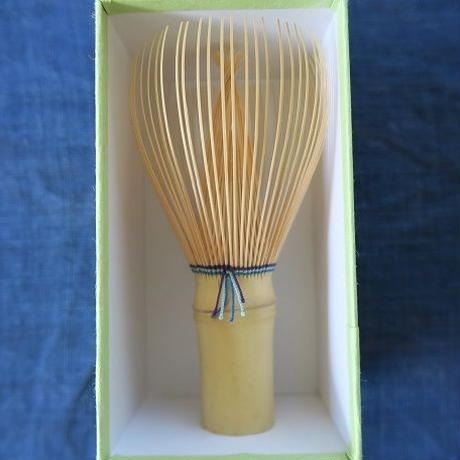 大和國高山茶筅、(Bi's Japanese Giftsオリジナル)白竹3色、谷村丹後