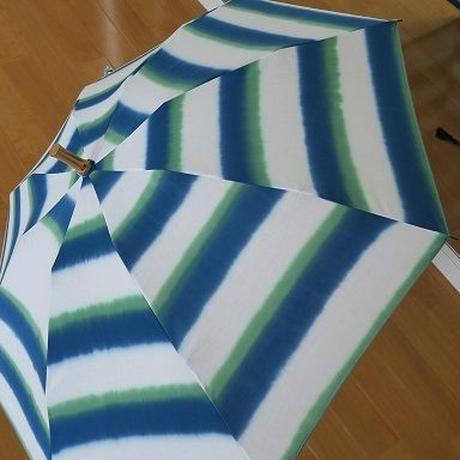 ツタエノヒガサ・うさぎのたすき(ゆれる縞)折り畳み式