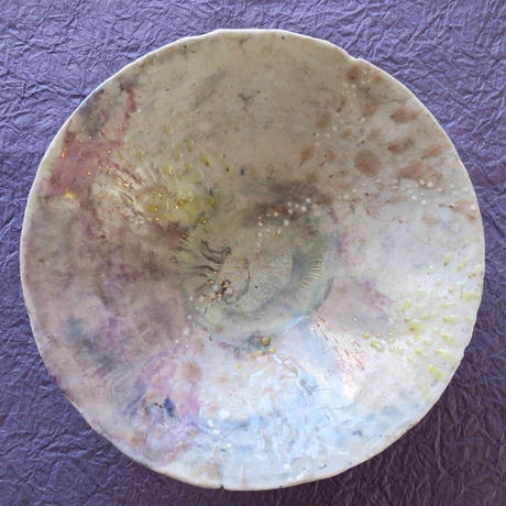 平茶碗 紫陽花 神谷麻穂(高岡市)