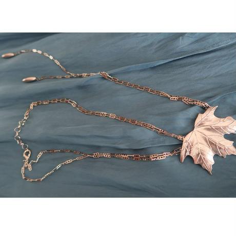 リーフYネックレス(Cil&W-artz Collection コラボオリジナル)