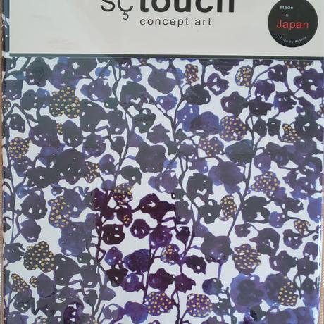 sc touch concept art  掛け布団カバー(シングルロングサイズ)Serenity(パープル)、OTOBE、日本製