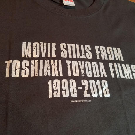スチール写真集「MOVIE STILLS FROM TOSHIAKI TOYODA FILMS 1998-2018」Tシャツ