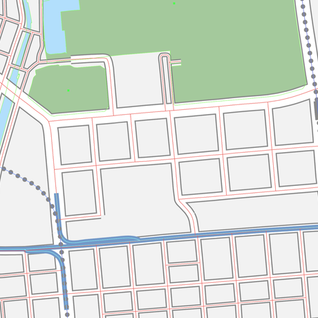 愛知 名古屋広域 ベクター地図データ(eps) 日本語/英語 並記版
