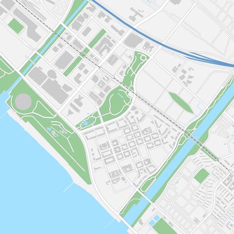 千葉 海浜幕張 マップ PDFデータ