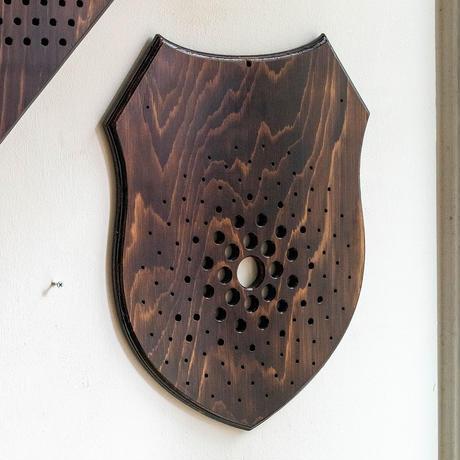 【現品】Fp P-Board 05(ダークブラウン)Lサイズ  高さ38cm