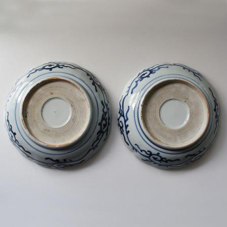 P-70  古伊万里 KOIMARI 連珠文 膾皿