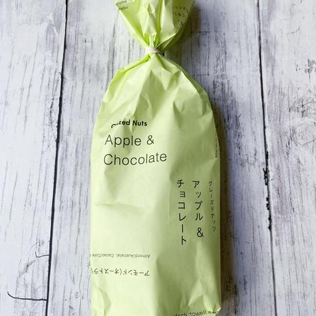 グレーズドナッツ アップル&チョコレート