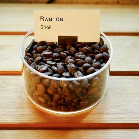 コーヒービーンズ シングルオリジン ルワンダ