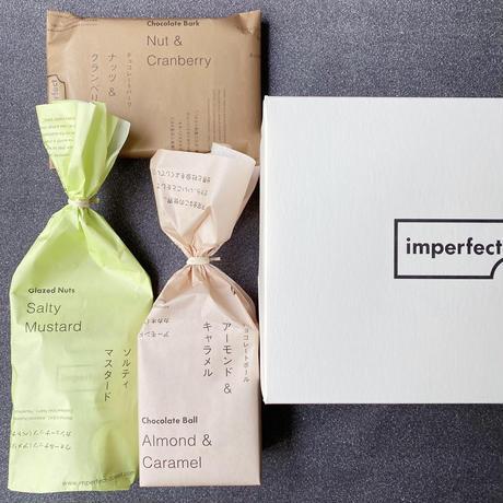 imperfect アソートメント BOX(3種)