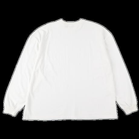 WILLY CHAVARRIA / LS BUFFALO T - White - / ロンティー