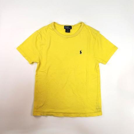 USED KIDS / POLO Ralph Lauren Tシャツ -yelow - / 古着(子供服)Tシャツ