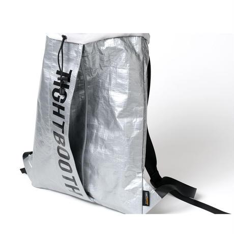 TIGHTBOOTH / TBPR / TRASH KNAPSACK -Silver- / ナップサック