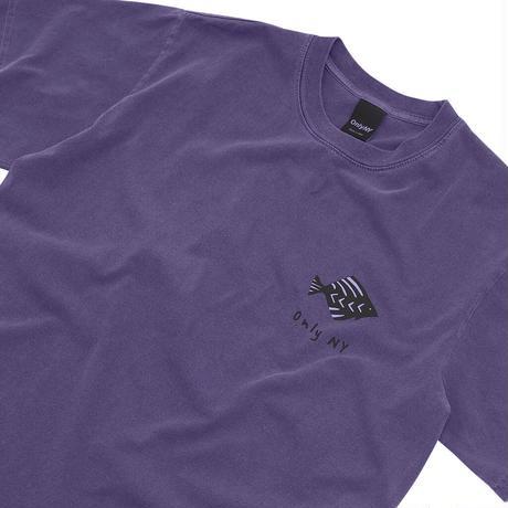 ONLYNY / Playa T-Shirt -Plum- / 半袖Tシャツ