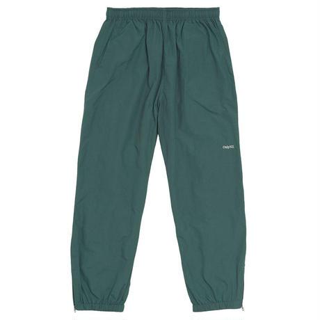 ONLYNY / Lodge Nylon Track Pants -Dark Green- / ナイロントラックパンツ