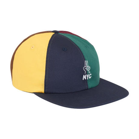 ONLYNY / Peace NYC Hat -Multi- / キャップ
