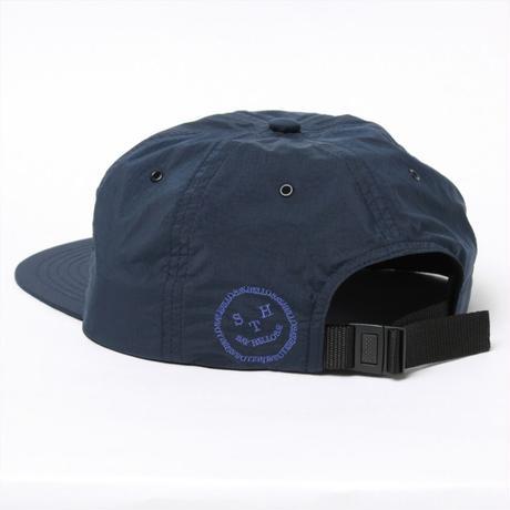 SAYHELLO / Face Logo 6Panel Cap -Navy- / キャップ