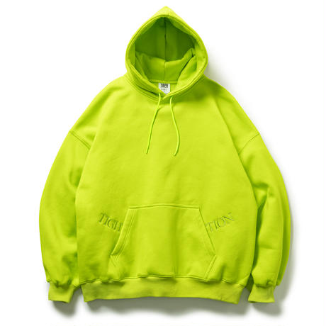 TIGHTBOOTH / TBPR / STRAIGHT UP HOODIE -Neon- / パーカー