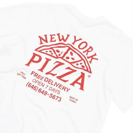 ONLYNY / New York Pizza T-Shirt -White- / 半袖Tシャツ