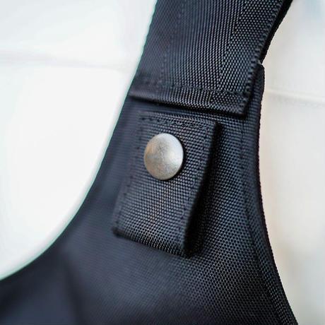 FAKIESTANCE / Filmers Vest -1J 4 Black-/ ベスト