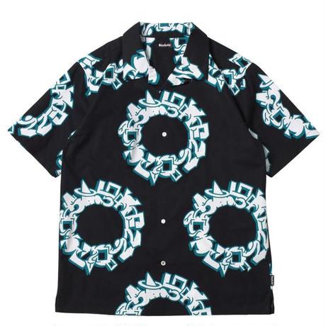 SAYHELLO / Zero Shirts -Black- / 半袖シャツ