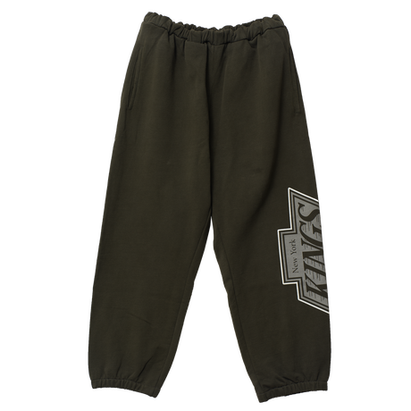 WILLY CHAVARRIA / BIG WILLY SWEATPANT KINGS - Black - /スウェットパンツ