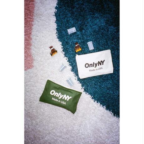 ONLYNY / Logo Travel Pouch -Dark Green- / ポーチ