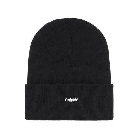 ONLYNY / Block Logo Thinsulate® Beanie -Black- / ニットキャップ