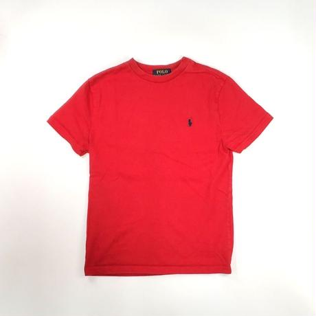 USED KIDS / POLO Ralph Lauren Tシャツ -red- / 古着(子供服)Tシャツ