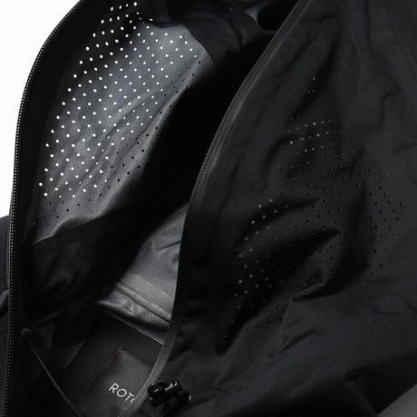 ROTOL / SHELL PARKA mark:2 -BLACK- / ストレッチナイロンシェルパーカー