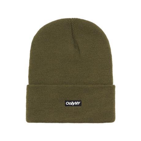 ONLYNY / Block Logo Thinsulate® Beanie -Olive Black- / ニットキャップ