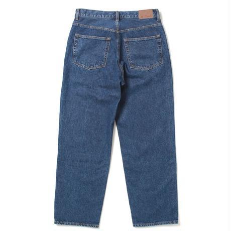 SAYHELLO / Daily Denim Pants -Washed Indigo- / デニム