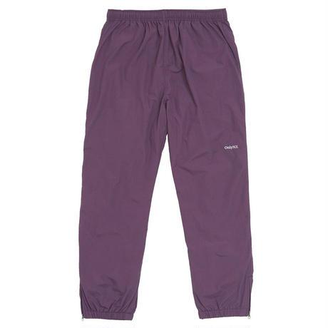 ONLYNY / Lodge Nylon Track Pants -Park Purple- / ナイロントラックパンツ