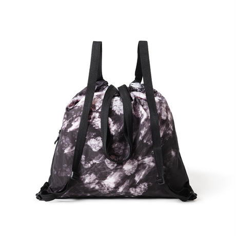 TIGHTBOOTH / COLOR WAVE 2WAY BAG TOTE -Black- / トートバッグ