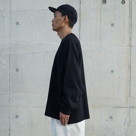 FAKIESTANCE / Heavy Tee Long Sleeve -Black- / 長袖カットソー