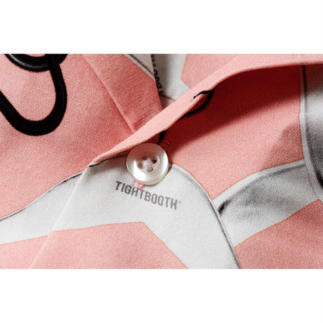TIGHTBOOTH / TBPR / HANGER ALOHA -Salmon- / アロハシャツ