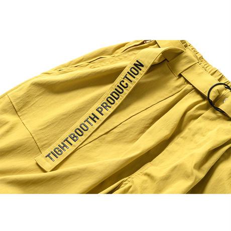 TIGHTBOOTH / TBPR / BAKER BAGGY SLACKS -Yellow- / バギースラックス