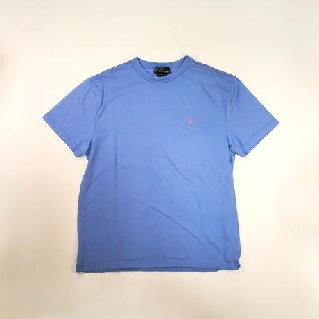 USED KIDS / POLO Ralph Lauren Tシャツ -blue- / 古着(子供服)Tシャツ