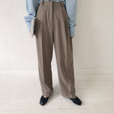 Autumn wide slacks