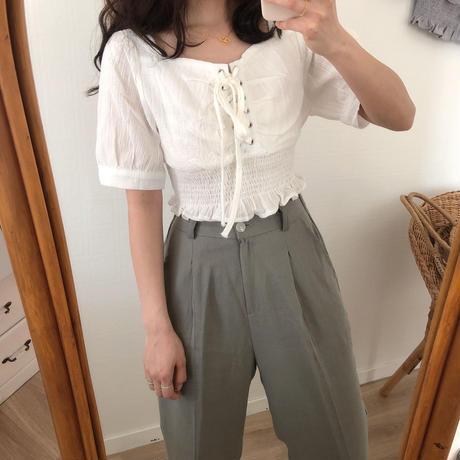 vitamin short blouse