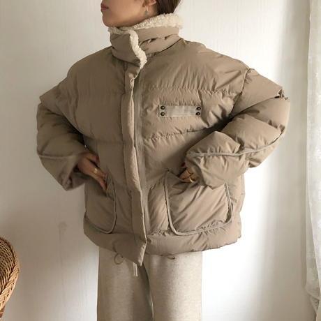 【予約】【再販】오리 패딩 duck doun coat