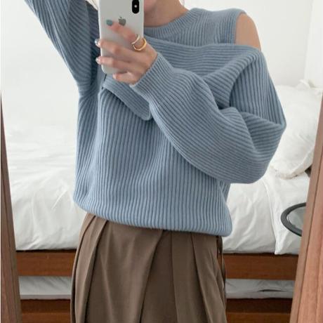 deformed knit