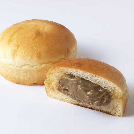 ごちそうクリームパン限定セット[ほうじ茶3個/カスタード3個]