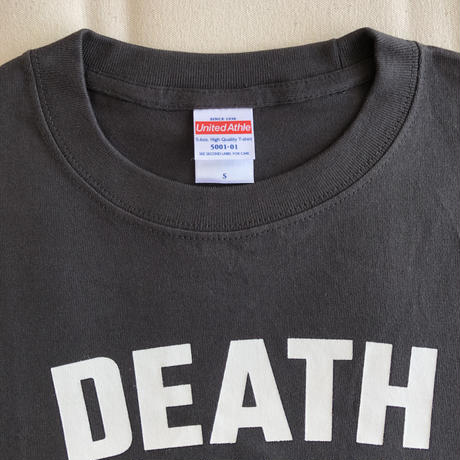 JETTA BURGER MARKET ORIGINAL 『DEATH BY BURGER』T-shirt