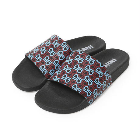 Bicolor G.P Sandals