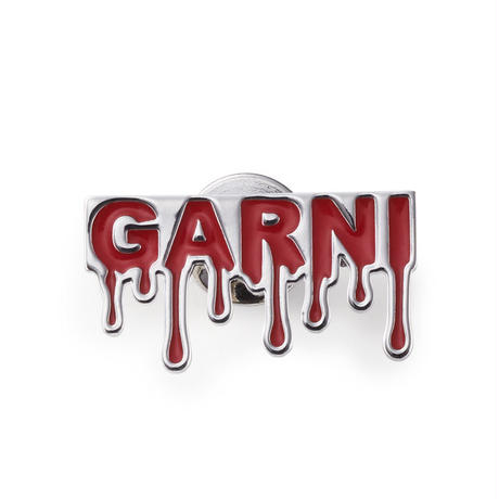 Horror Logo Badge