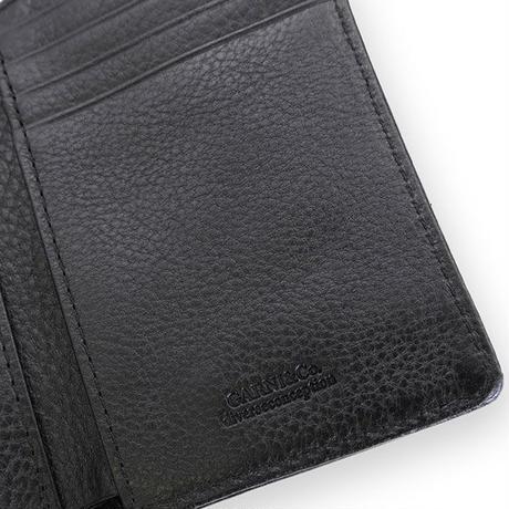 Sign Three Fold Wallet - BLACK