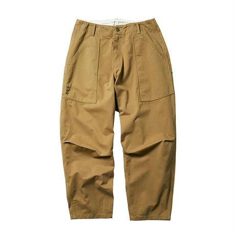 HERRINGBONE SARROUEL PANTS