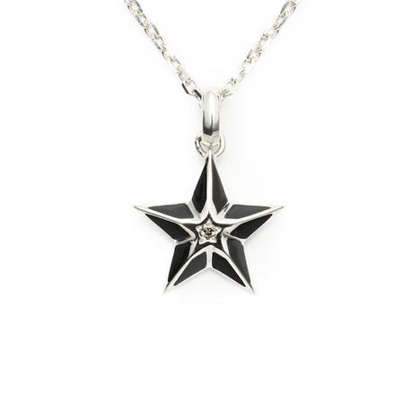 Shadow Star Pendant - L