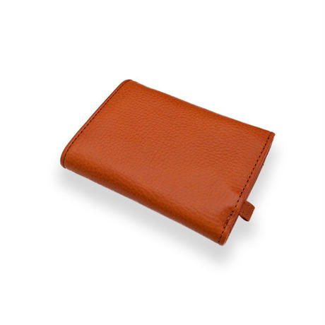 Sign Three Fold Wallet - ORANGE